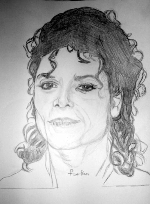 Michael Jackson par fanfan